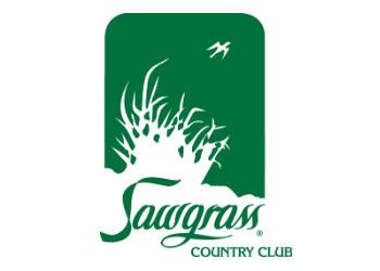 Sawgrass Country Club Logo